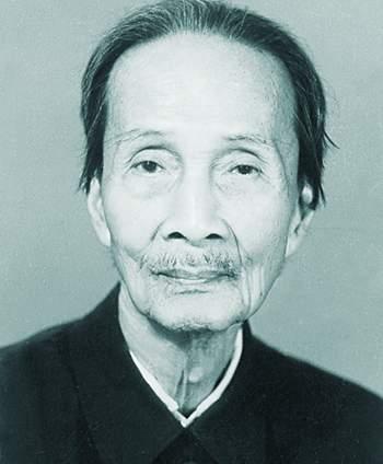 Chân dung giáo sư Hồ Đắc DI