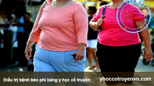 Phương pháp chữa béo phì bằng yhct