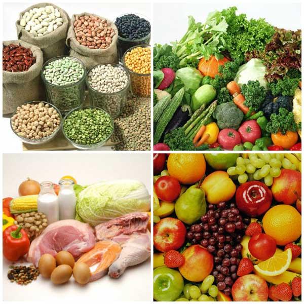 Chế độ ăn kiêng cho người bị ung thư