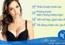 Phẫu thuật nâng ngực nội soi được nhiều người lựa chọn