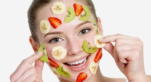 Cách làm căng da mặt đẹp bằng mặt nạ hoa quả