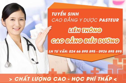 Hồ sơ tuyển sinh liên thông từ Trung cấp lên Cao đẳng Điều dưỡng