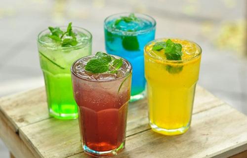 Nước uống có ga có thể gây ung thư cho cơ thể