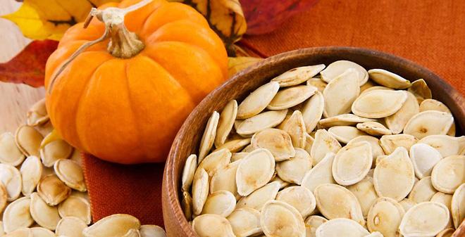 Hạt bí ngô rất tốt cho tim mạch