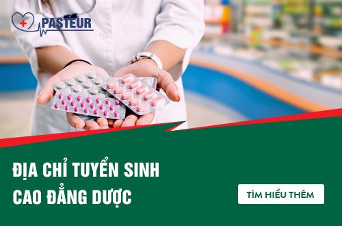 Địa chỉ đào tạo Cao đẳng Dược uy tín và chất lượng tại Hà Nội