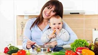 Bật mí những thực phẩm dành cho phụ nữ sau sinh