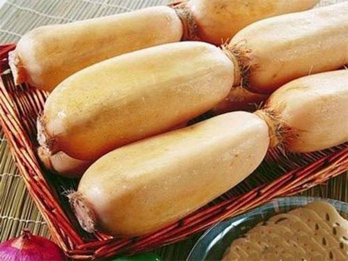 Củ sen được sử dụng rộng rãi trong chế biến món ăn