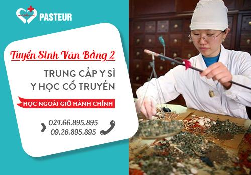 Địa chỉ đào tạo Y sĩ Y học cổ truyền tại Hà Nội