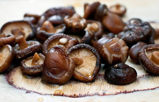 Nấm hương là loại thực phẩm vô cùng bổ dưỡng