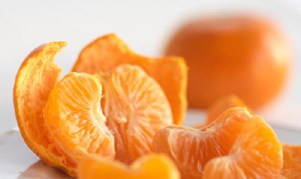 Cam, quýt là những loại quả cung cấp hàm lượng chất dinh dưỡng rất cao