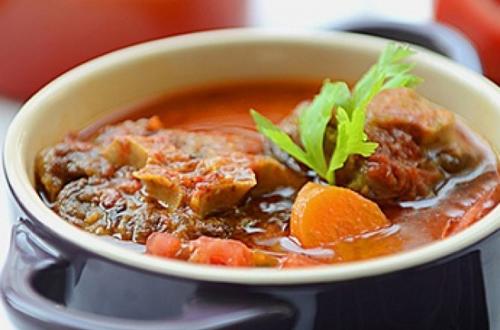 Thịt dê hầm cà rốt trị đau khớp hiệu quả và bổ dưỡng cho cơ thể
