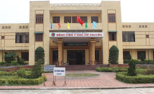 Bênh viện Y học cổ truyền Quảng Bình tuyển dụng năm 2018