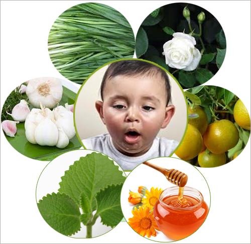 Mẹo trị ho bằng các bài thuốc y học cổ truyền cho trẻ dưới 12 tháng tuổi