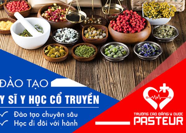 Đào tạo chuyên sâu Trung cấp Y học cổ truyền tại Hà Nội